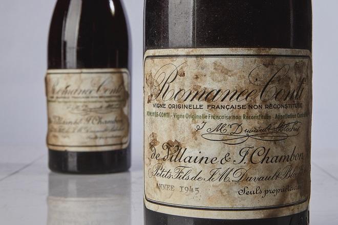 κρασί Romanée-Conti από το 1945