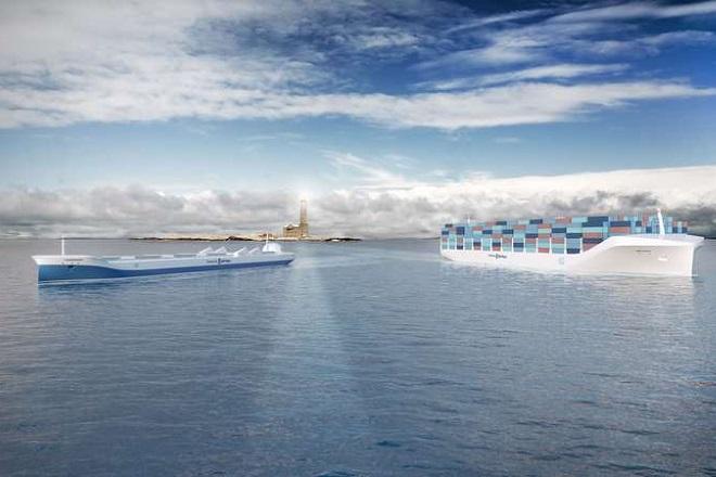 Rolls-Royce και Intel ετοιμάζουν τα πρώτα πλοία χωρίς πλήρωμα