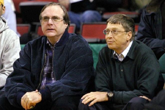 Πέθανε ο δισεκατομμυριούχος συνιδρυτής της Microsoft, Πολ Άλεν