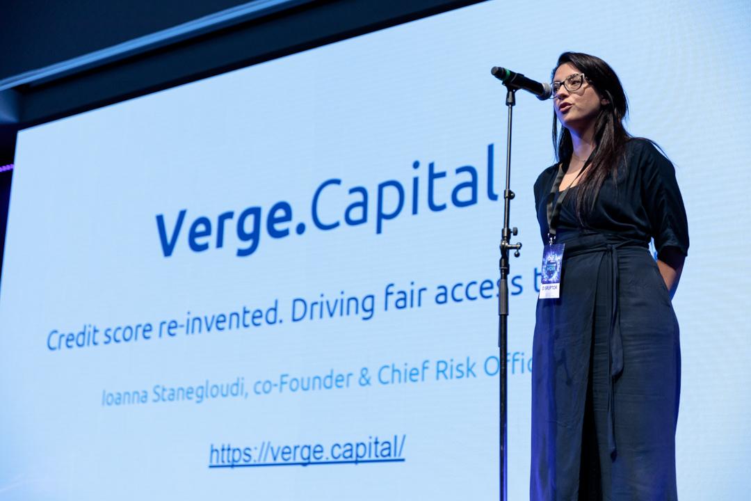Η Ιωάννα Στανεγλούδη της Verge.Capital στους δέκα φιναλίστ του Female Founders Competition της Microsoft