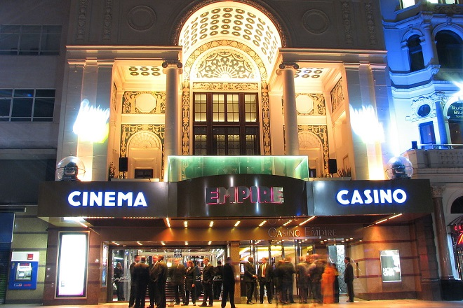 empire cinema west end london
