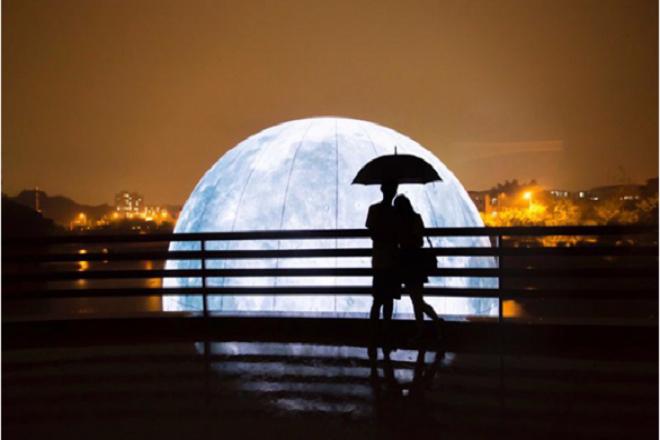 Απίστευτο κι όμως αληθινό: Μια κινεζική πόλη σχεδιάζει ένα τεχνητό φεγγάρι