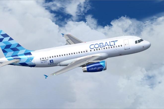 Τίτλοι τέλους για την κυπριακή Cobalt: Έκλεισε έπειτα από 25 μήνες η αεροπορική εταιρεία