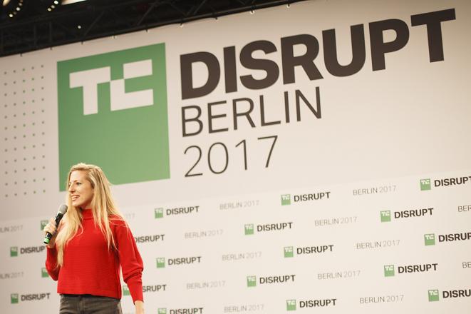 Marily_Techcrunch_Disrupt_Berlin2017