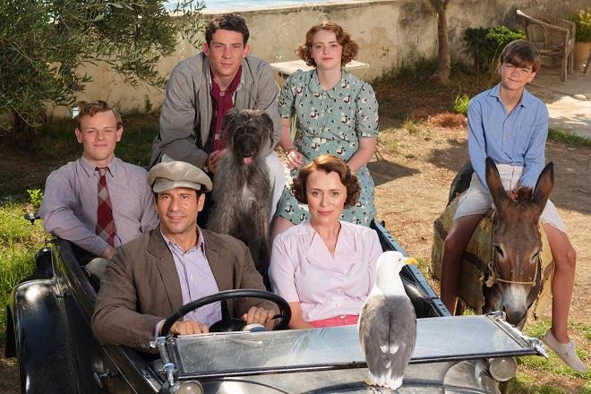 «The Durrells»: Η βρετανική σειρά που πάει Κέρκυρα