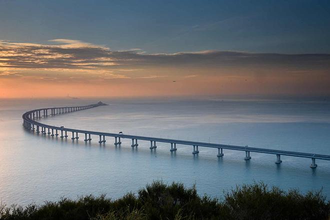 4766 china hong-kong macau bridge