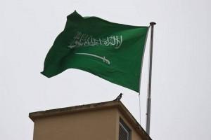 saudi-flag-embassy-turkey