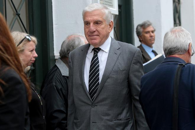 Ολοκληρώθηκε μετά από 16 ώρες η απολογία του Γιάννου Παπαντωνίου