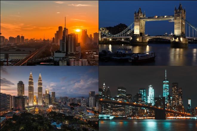 Αυτές είναι οι πόλεις με τους περισσότερους επισκέπτες για το 2018