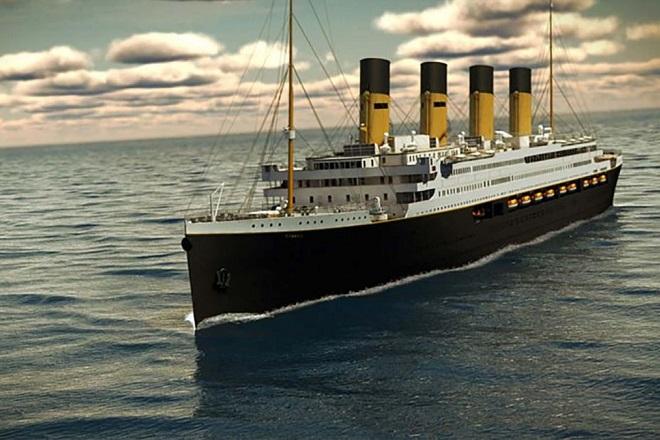 Το 2022 ξεκινά το παρθενικό του ταξίδι ο «Τιτανικός ΙΙ»