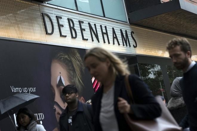 Μαζικές απολύσεις από μεγάλη βρετανική αλυσίδα – Κλείνουν 50 καταστήματα