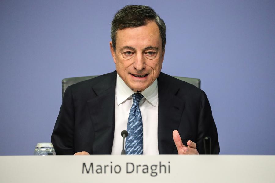 Το μήνυμα Ντράγκι για την κρίση στην Ιταλία και η αναφορά στα ελληνικά ομόλογα