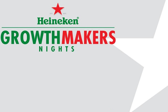 Η βιώσιμη ανάπτυξη στη σκηνή του 4ου Heineken Growth Makers night