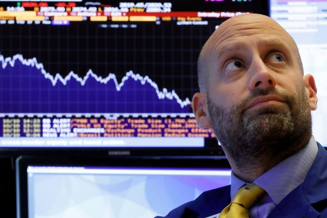 Wall Street: Πώς χάθηκε 1 τρισ. δολάρια μέσα σε μια εβδομάδα
