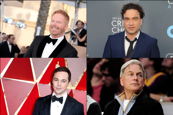 Οι πιο ακριβοπληρωμένοι τηλεοπτικοί ηθοποιοί για το 2018