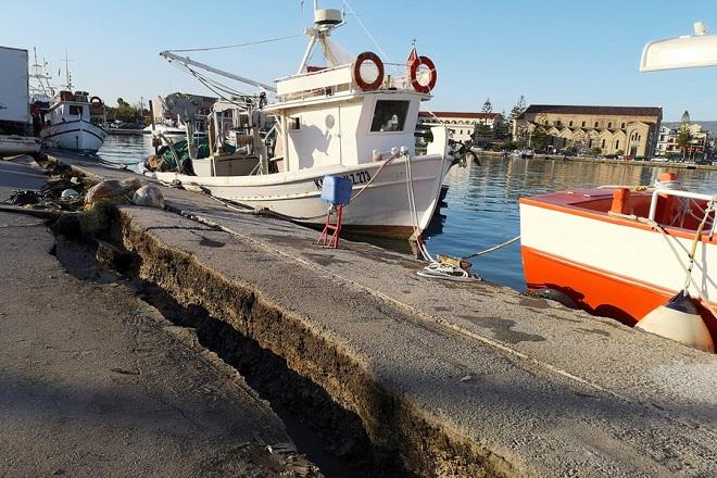 Ζάκυνθος: Μέτρα για τους επαγγελματίες και επιχειρήσεις που επλήγησαν από το σεισμό