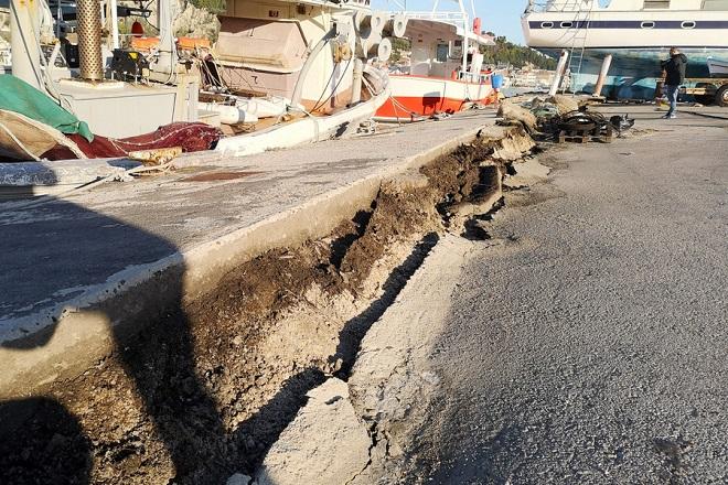 Εθνικό Αστεροσκοπείο: Η Ζάκυνθος μετακινήθηκε τουλάχιστον τρία εκατοστά μετά τον σεισμό