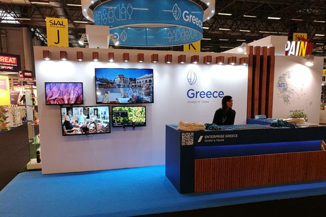 Η Ελλάδα στην 6η θέση των συμμετοχών στη SIAL Paris 2018