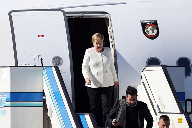 Δεν θα είναι ξανά υποψήφια για την προεδρία του CDU η Άνγκελα Μέρκελ