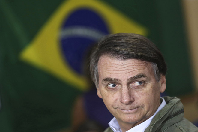Polling stations open for the second round of Brazilian general elections