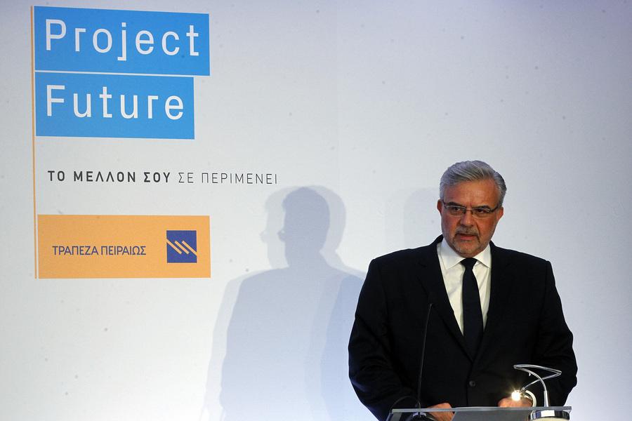 Χρήστος Μεγάλου: Στόχος του Project Future είναι η ανακοπή του brain drain