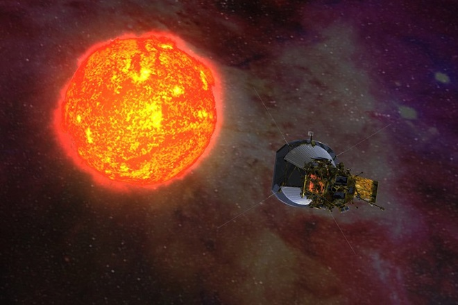 Parker Solar Probe Πηγή NASA-JHUAPL