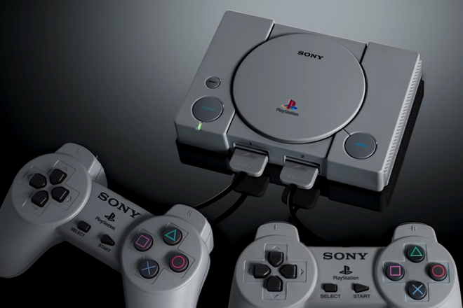 PlayStation Classic sony