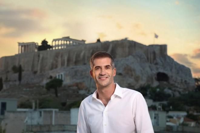 «Ξεκινάμε μαζί» λέει και επίσημα στους Αθηναίους ο Κώστας Μπακογιάννης