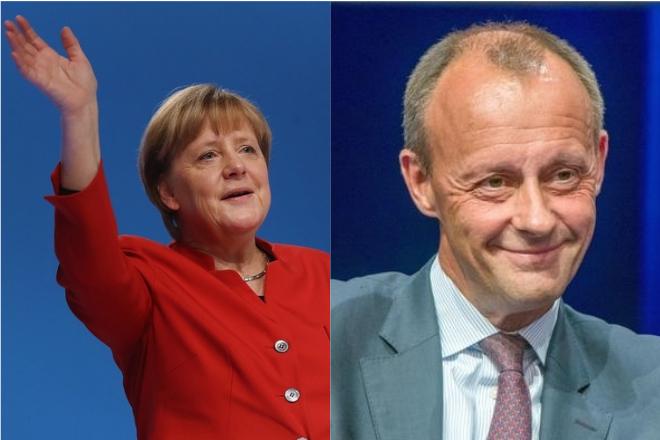 CDU: Η επιστροφή του «Μεσσία»