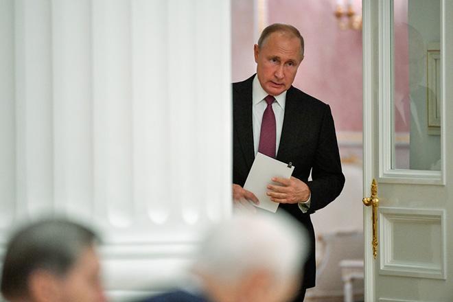 Παιχνίδια κατασκόπων: Πόσους ξένους πράκτορες ανακάλυψε ο Πούτιν το 2018