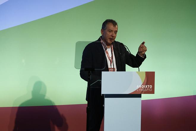 Σταύρος Θεοδωράκης: «Αν κάνει πρόταση μομφής ο κ. Μητσοτάκης θα την ψηφίσω»