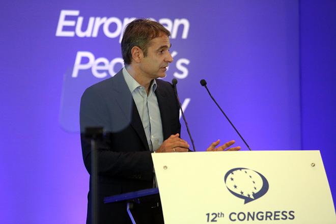 Μητσοτάκης: Θα νικήσουμε τους λαϊκιστές στις επόμενες εκλογές