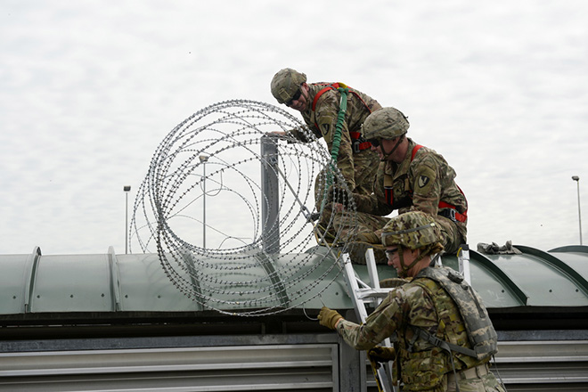 O αμερικανικός στρατός προετοιμάζει την αποχώρησή του από το Ιράκ – Η Ουάσινγκτον διαψεύδει