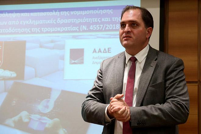 Γ. Πιτσιλής: Τις επόμενες ημέρες ξεκινά η λειτουργία της πλατφόρμας για την ηλεκτρονική μεταβίβαση ακινήτων