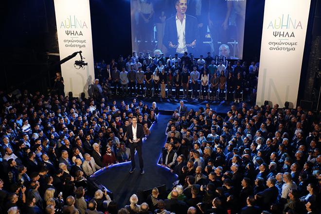 Στην κούρσα για τον Δήμο Αθηναίων και επίσημα ο Κώστας Μπακογιάννης