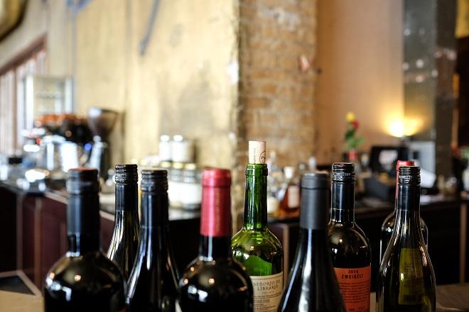 Μειωμένη εμφανίζεται η παραγωγή κρασιού στην Ελλάδα το 2018