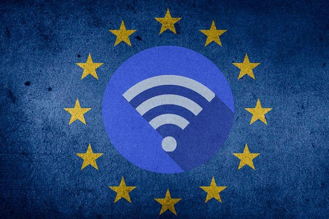 WiFi4EU από αύριο σε 2800 δήμους της Ευρώπης