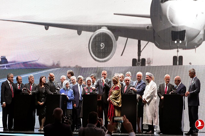 Η Turkish Airlines ξεκινά ένα νέο ταξίδι από το νέο Istanbul Airport 1