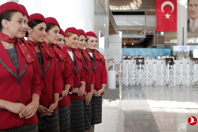 Βράβευση της Turkish Airlines από τον Διεθνή Αερολιμένα Αθηνών για τον εντυπωσιακό ρυθμό ανάπτυξης της