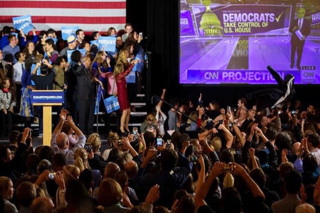 Εκλογές ΗΠΑ: Νίκη των Δημοκρατικών στη Βουλή των Αντιπροσώπων – Στους Ρεπουμπλικάνους η Γερουσία