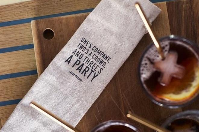 Καλαμάκια για cocktail της Izola