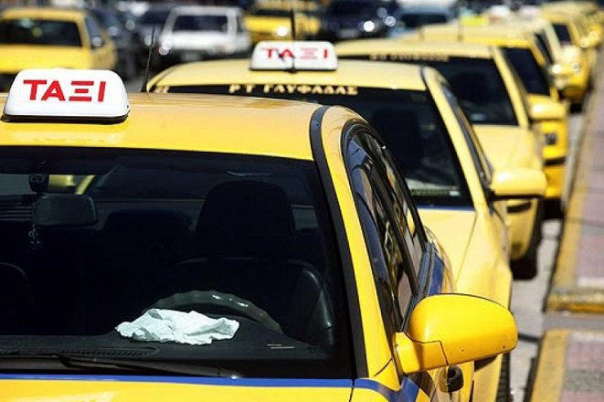 Χωρίς ταξί μέχρι τις 4 το απόγευμα σήμερα όλη η χώρα