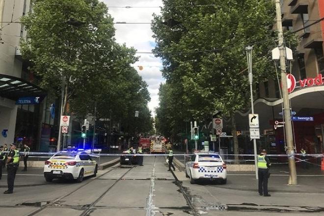 Επίθεση με μαχαίρι στη Μελβούρνη (φωτογραφίες – βίντεο)