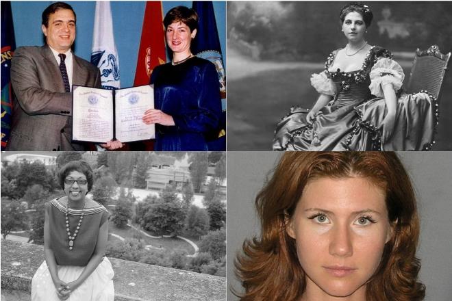 Οι δέκα πιο δημοφιλείς γυναίκες κατάσκοποι