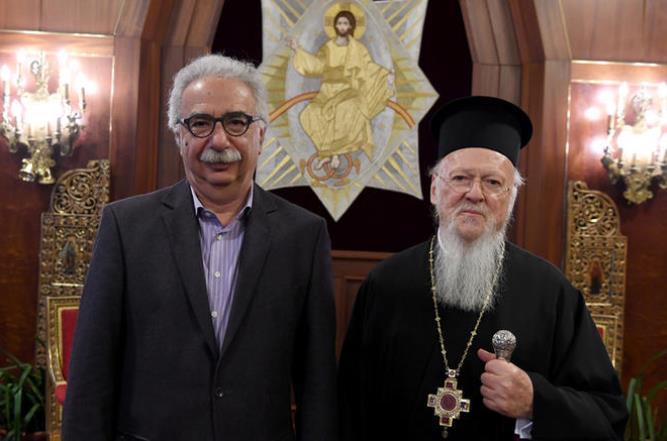 Συνάντηση Γαβρόγλου-Βαρθολομαίου μετά τη δυσαρέσκεια από το Φανάρι για το «ιερό deal»