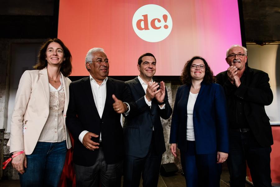 DW: Ο ρόλος Τσίπρα στην ένωση της γερμανικής αριστεράς με τη σοσιαλδημοκρατία