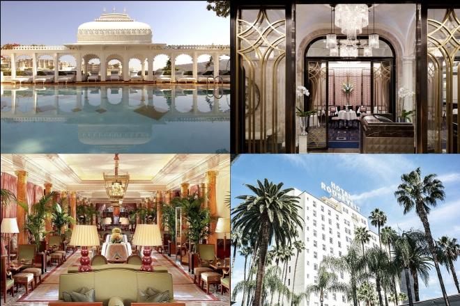 Ξενοδοχεία με ιστορία: 10 μέρη με εντυπωσιακό παρελθόν