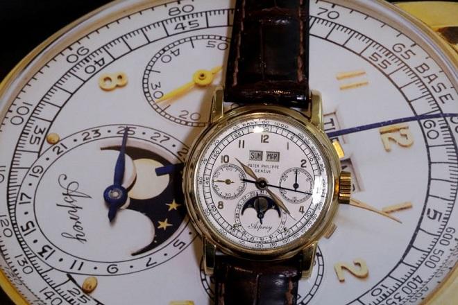 Ο χρόνος είναι χρήμα: Σχεδόν 3,9 εκατομμύρια δολάρια πουλήθηκε vintage ρολόι
