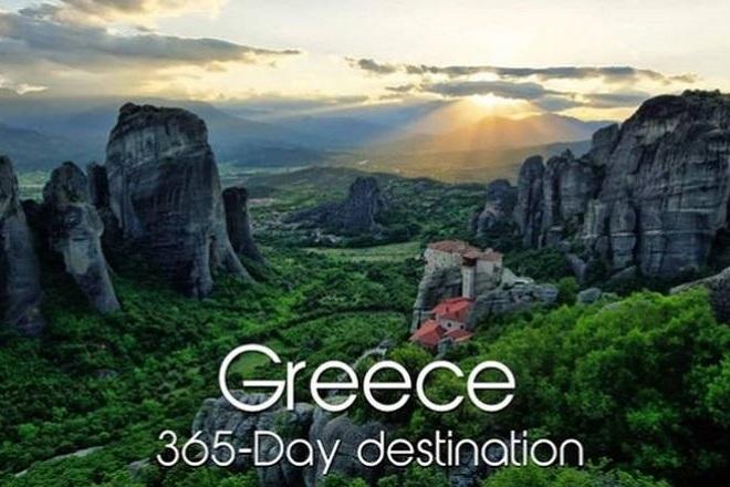 «Greece 365-Day Destination»: Το σποτ του ΕΟΤ που βραβεύτηκε ως η καλύτερη τουριστική ταινία του κόσμου (Βίντεο)