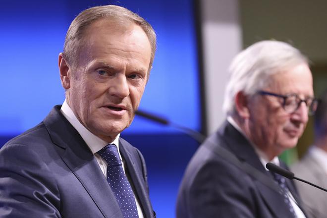 Ο Τουσκ ζητάει να συμμετάσχουν οι Πράσινοι στην κατανομή των ύπατων αξιωμάτων της Ευρωπαϊκής Ένωσης